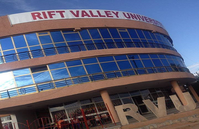 Rift Valley University – Ambo Campus