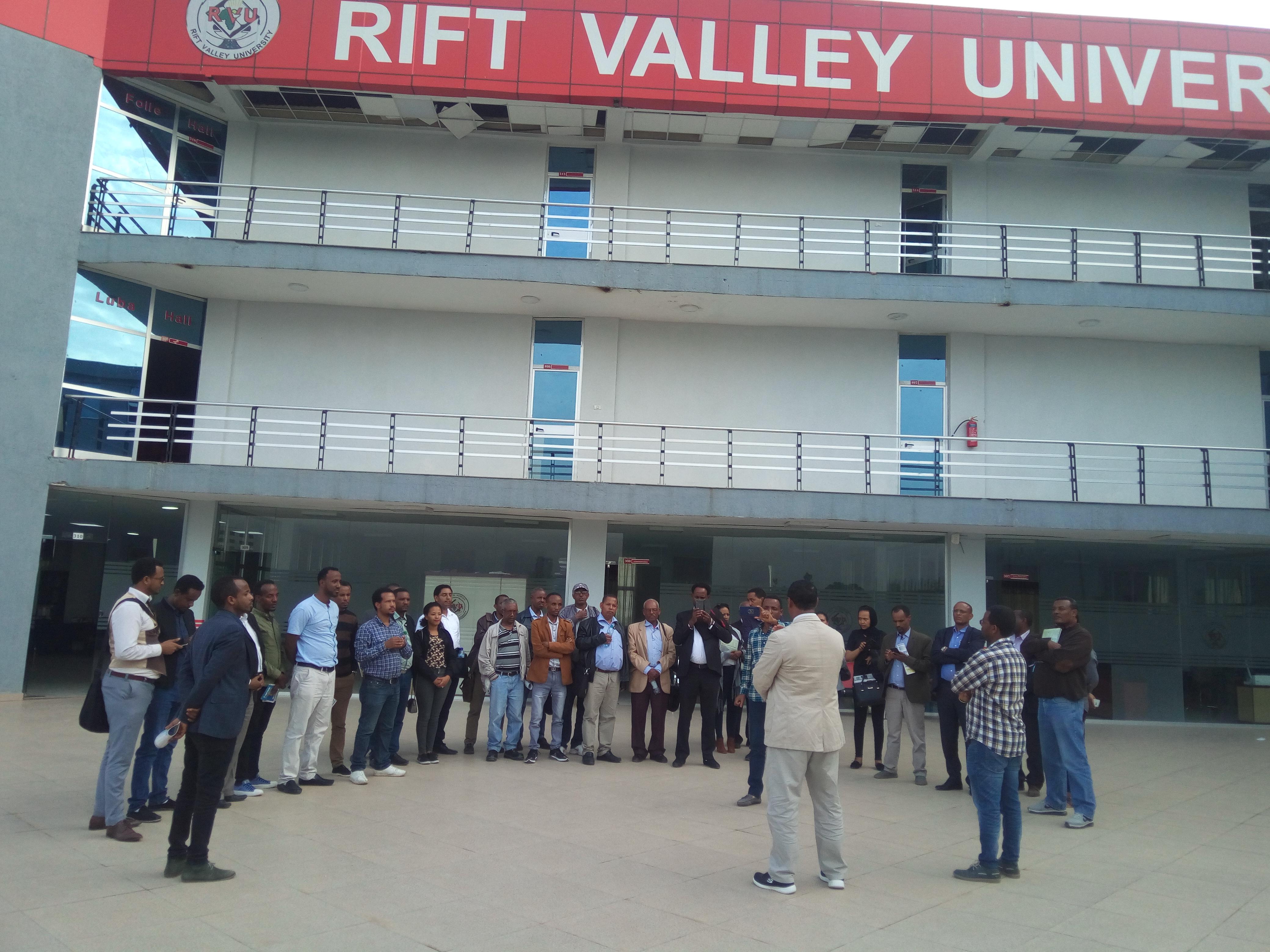 Home - Rift Valley University