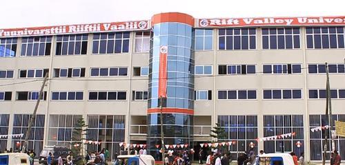 Rift Valley University – Bishoftu Campus