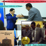 International Ethiopia Peace Conference at United Nations Economic Commission for Africa/ UN ECA/