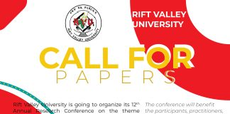 call for paper rvu